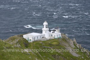 North Light, Lundy, Devon - Part of the Andrew Cleave collection.